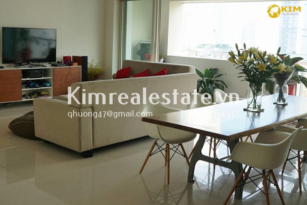 Estella beautiful 3 bedrooms apartment for sale (with rent contract)