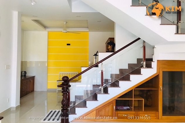 City House for rent in D2 Thao Dien