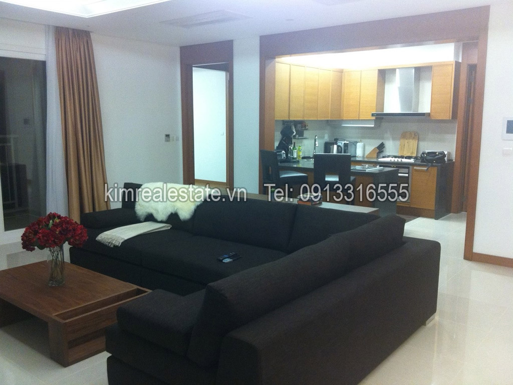 Xi Riverview Palace 3 bedrooms (001-201)