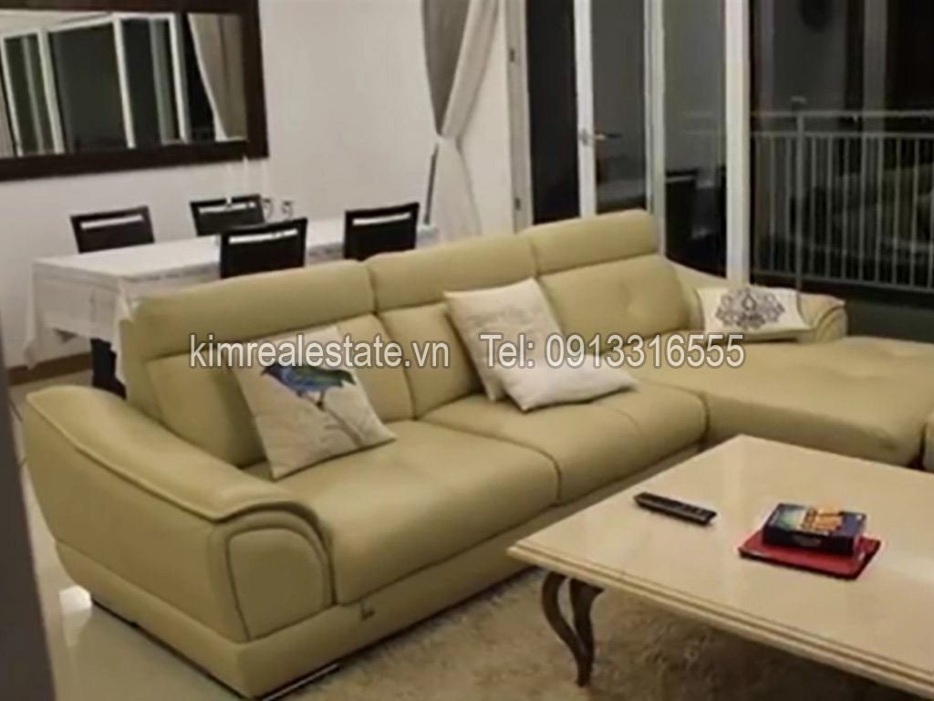 Xi Riverview Palace Apartment for rent with 3 bedrooms (002-145)