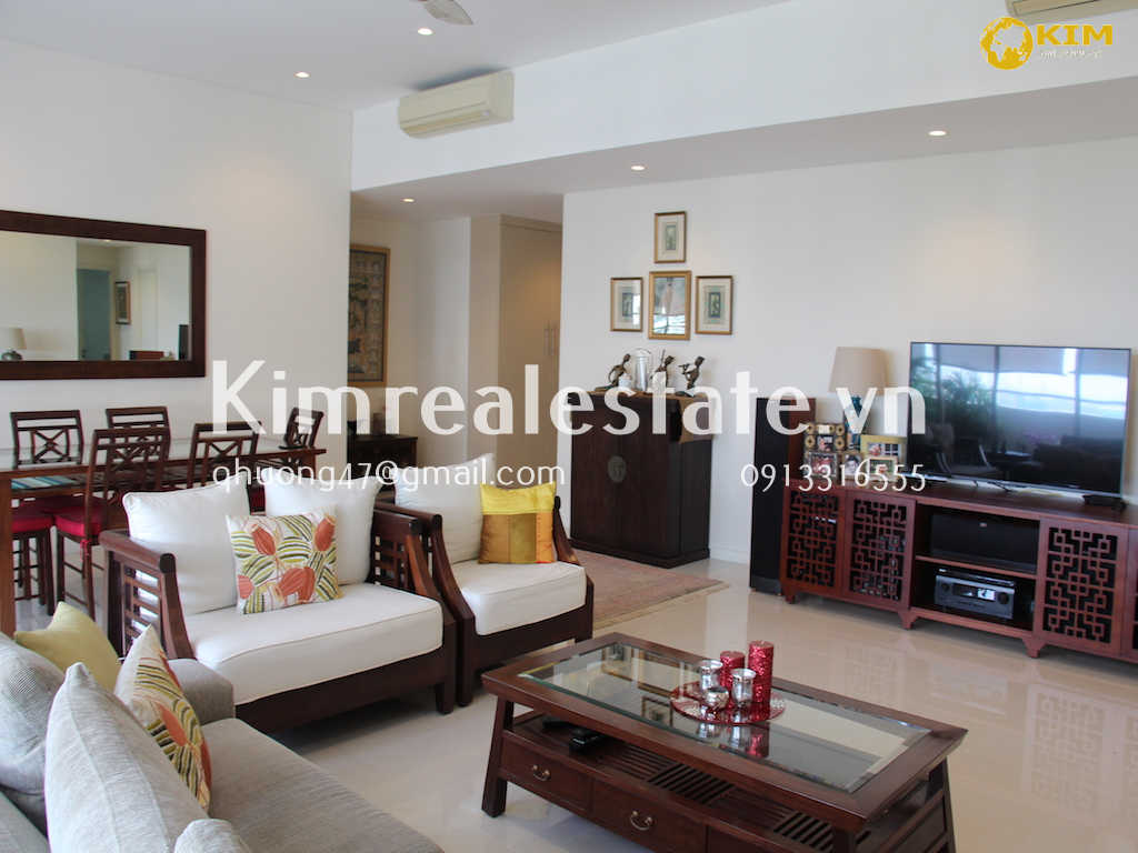 Estella apartment for rent with 3 bedrooms (code 031-171)
