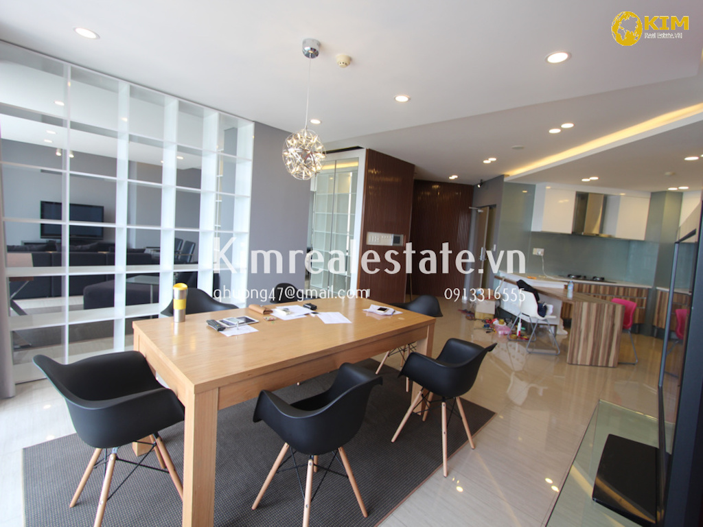 Imperia An Phu Sky Villas 4 bedrooms Aparment for Sale