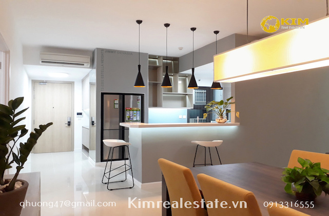 Estella Heights 4 bedrooms 180 sqm apartment furnished